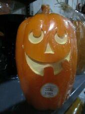 Pottery Barn Kids Halloween Jack O Lantern  flameless candle    New