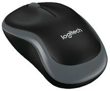 Logitech - 910-004881 - B220 Wireless Optical Mouse, Black
