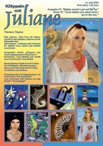 Klöppeln mit Juliane 37 Endlich Frühling!