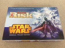 Star Wars Risk Original Trilogy Hasbro 2013 Board Game