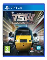Train Sim World - PS4 Playstation