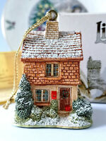 Lilliput Lane Christmas Tree Decoration Ornament Cottage