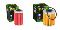 KTM 690 SMC 1st /2nd HIFLO OIL FILTERS FITS 2008/ 2011 HF155 /HF157