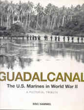 US WW2 Guadalcanal by Eric Hammel book Army Marines tanks tracked