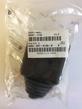 New OEM KIOTI 36001-0180 Loader Joystick Valve Handle Cover Boot 3SOF204111