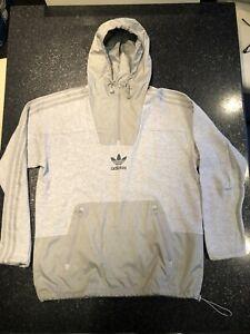 mens adidas hoodie size large
