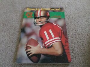 Newsstand Sports Illustrated Steve Spurrier SF 49ers Havoc NFC west Ohio St Mich