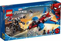 76150 LEGO Marvel Superheroes Spiderjet vs. Venom Mech 371 Pieces Age 7+