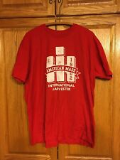 International Harvester American Made T-Shirt 2XL