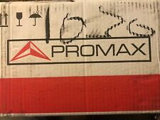 PROMAX Gb-212 Low Frequency and Low Distortion Generator 20 Hz to 200 kHz in 4