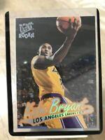 1996-97 Fleer Ultra 52 Kobe Bryant RC Corby Rookie NBA Los Angeles Lakers