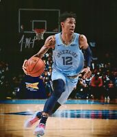Ja Morant Autographed Signed 8x10 Photo ( Grizzlies ) REPRINT