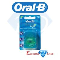 Oral B Satin Tape Dental Floss Mint Flavour 25m Pack of 1
