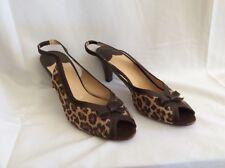 Brand New Amalfi Peep Hole Womens Shoes Size 6.5 NWB