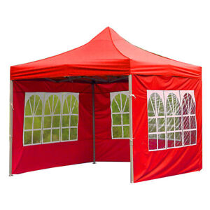Anti-UV Gazebo Side Panel Folding Sidewall Outdoor Tent Durable Oxford Cloth