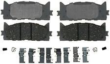 Disc Brake Pad Set-Ceramic Disc Brake Pad Front ACDelco Advantage 14D1222CH