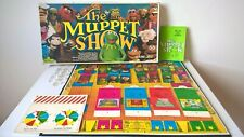 Vintage / 1970s - The Muppets / The Muppet Show Board Game - Complete