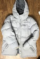 Patagonia Down Glacier Jacket Small Mens S Gray Puffer Coat Parka Winter Ski
