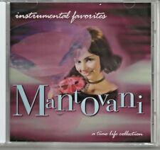 MANTOVANI - INSTRUMENTAL FAVORITES - CD -  Brand New