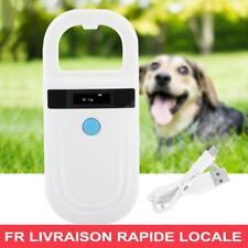 Rechargeable Scanner Microchip d'Animal Familier Lecteur de Puce électronique