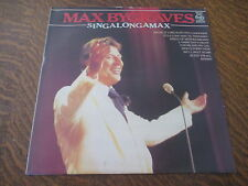 33 tours max bygraves singalongamax