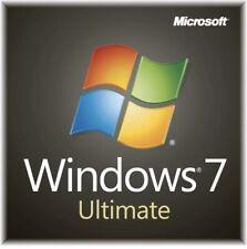 Ms Windows 7 Ultimate Full Version|32 & 64 bit| Activation Key & Download Link