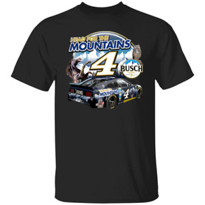 Hot Men's #4 Kevin Harvick Nascar Car 2020 Short Sleeve T-shirt S-5XL