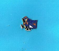 New York Rangers Goalie Logo NHL Hockey Lapel Hat Pin