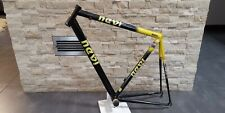 NEVI Columbus Foco Thermacrome alloy steel top class road bicycle frame 54 USED