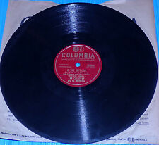 Cab Calloway - The Honeydripper & If This Isn't Love / Columbia 78 E