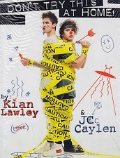 Don't Try This at Home! by Jc Caylen, Kian Lawley NEW BOOK (Paperback, 2016)