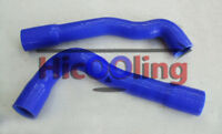 Blue Silicone Radiator Hose for BMW E36 325i 328i 330i M3 1992-1997 92 94 95 96