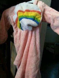 Rainbow Bear - Care Bear Toddler Costume