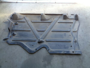 Abdeckung Unterboden rechts Mercedes A Klasse W169 1696100408