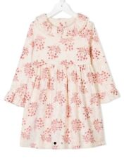 Flavie Wool and Cotton Dress Ecru - Bonpoint - Size 8 years Nwt Sold Out!