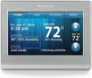 Honeywell RTH9580WF WiFi Smart Color Thermostat Works With Alexa 7 Day Program