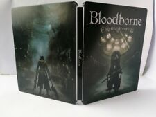 New Bloodborne custom paint Iron disc box case for PS4 Xbox disk