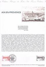 Document Officiel   1982 26   Aix En Provence  Yv N° 2194