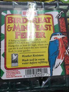 Joblot x2 Opus Birdtreat & Mini Feast Feeder