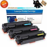 3PK CF510A Color Toner Cartridge Set For HP 204A Laserjet Pro M154nw MFP M180nw