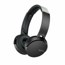 Sony MDRXB650BT/B Extra Bass Bluetooth Headphones, Black