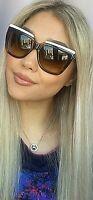 New FENDI FF 0087/S CUMJD 53mm White Tortoise Women's Sunglasses Italy