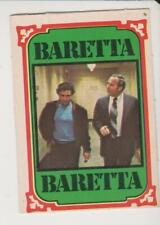 Monty Gum trading card 1978 TV Series: Baretta #5