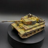 Well Painted 28mm Bolt Action German Tiger Tank(tank rider figures not inclided)