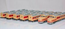 Kato, 10-325 N Gauge,   81 series Super Express Diesel Multiple 7 car unit