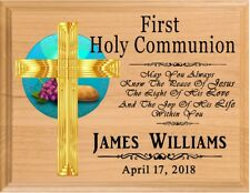 1st Communion Gift PERSONALIZED First Holy Communion Gifts For Girls or Boys