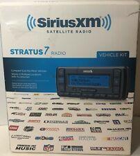 Sirius Xm Radio Stratus 7 Satellite Radio Vehicle/Car Play Kit - New Open Box