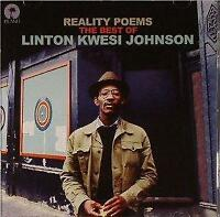 Linton Kwesi Johnson - Reality Poems (NEW CD)