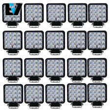 20X 48W Flood LED Off road Work Light Lamp 12V 24V Cars boat Truck Driving UTE
