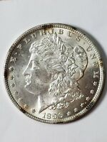 1896 Morgan Dollar BU **** Check It Out!  KM# 110 #AA215
